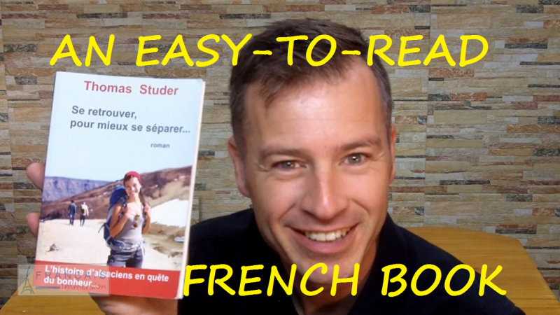 An Easy to read French Book for French Learners - Français Immersion