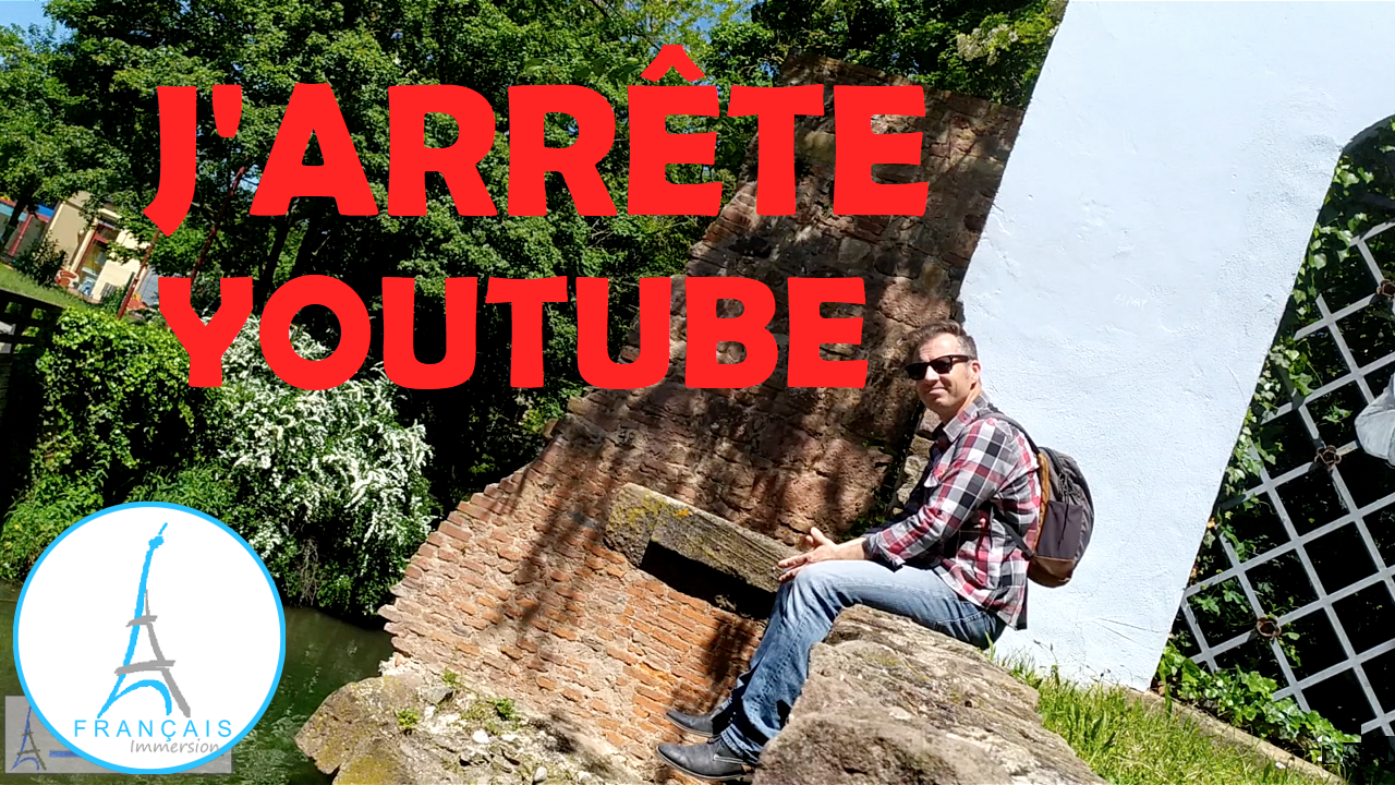 Arrete YouTube Learn French - Francais Immersion
