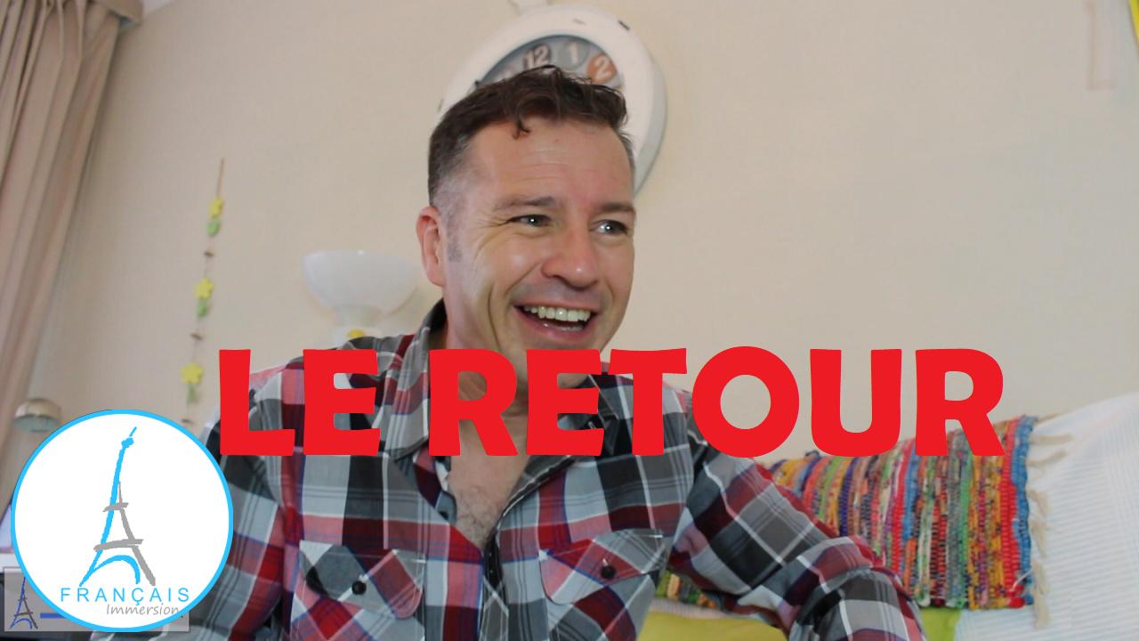 Back Retour French - Francais Immersion