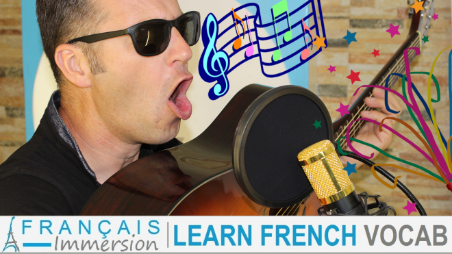 Fete Musique France French Culture - Francais Immersion