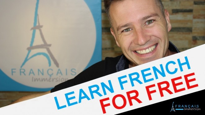 Free Tools to Learn French - Francais Immersion