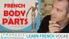 French Body Parts – Les Parties du Corps