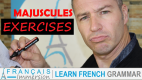 French Capitalization Exercises – Capital Letters Les Majuscules – French Grammar Practice