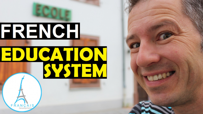 French Education System Schools - Francais Immersion