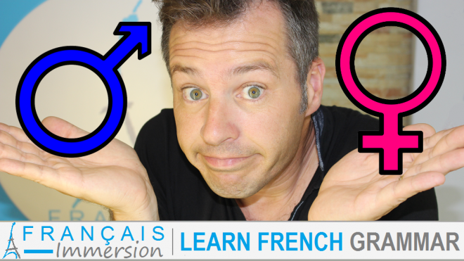 French Nouns Gender - Francais Immersion