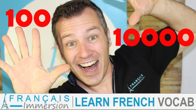 French Numbers 100-10000 Nombres - Francais Immersion