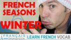 French Seasons Winter – L'Hiver