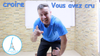 French Workout While You Stay at Home Le Passé Composé – Learn French Grammar & Vocabulary