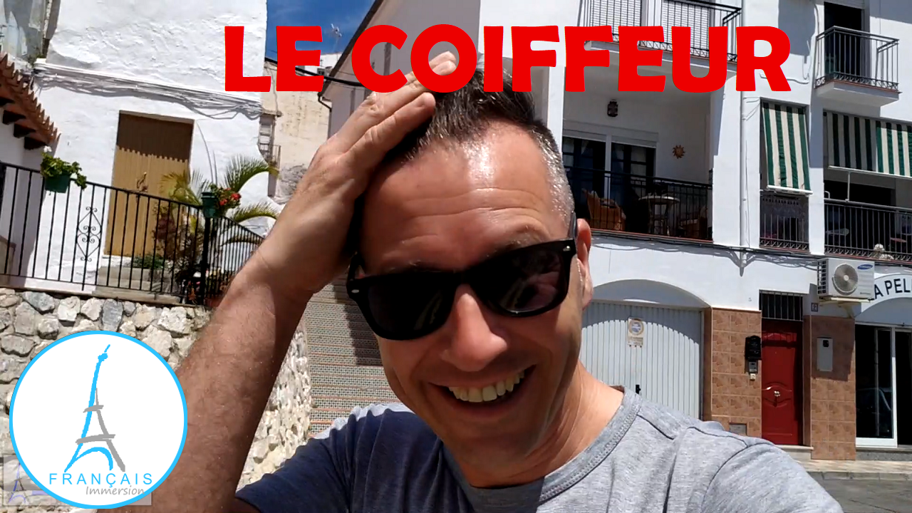 Hairdresser Coiffeur French - Francais Immersion