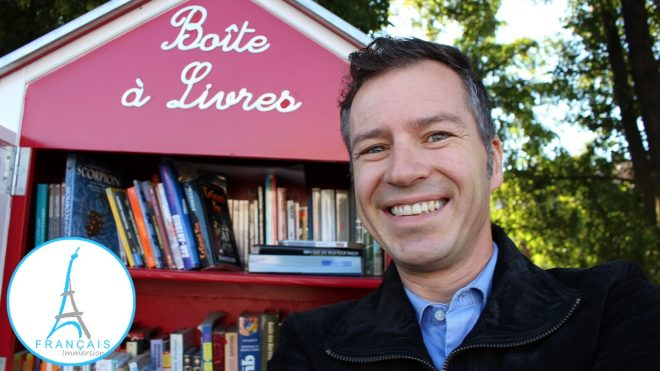 Little Free Libraries France Boites a Livres - Francais Immersion