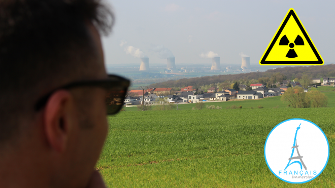 Nuclear Power Plants in France Centrales Nucleaires - Francais Immersion