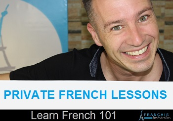 Learn French 101 – Private French Lessons