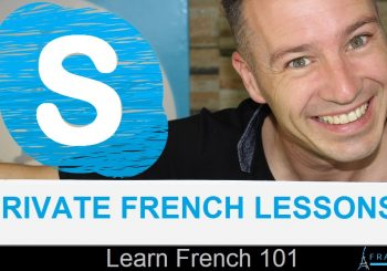 Learn French 101 – Private French Lessons by Skype