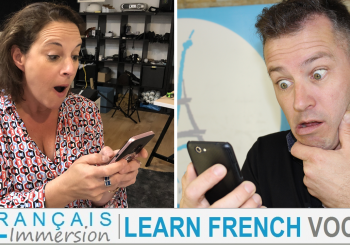 SMS Language in French – French Texting