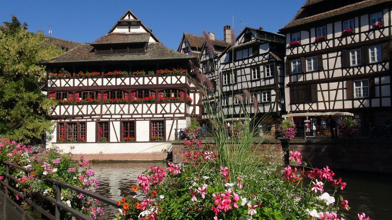 La Petite France, Strasbourg - French Immersion Homestay Thomas - Français Immersion