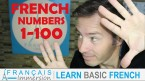French numbers 1-100 - Les chiffres/nombres